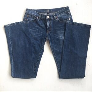 7 For All Mankind Jeans Size 31 Boot Cut